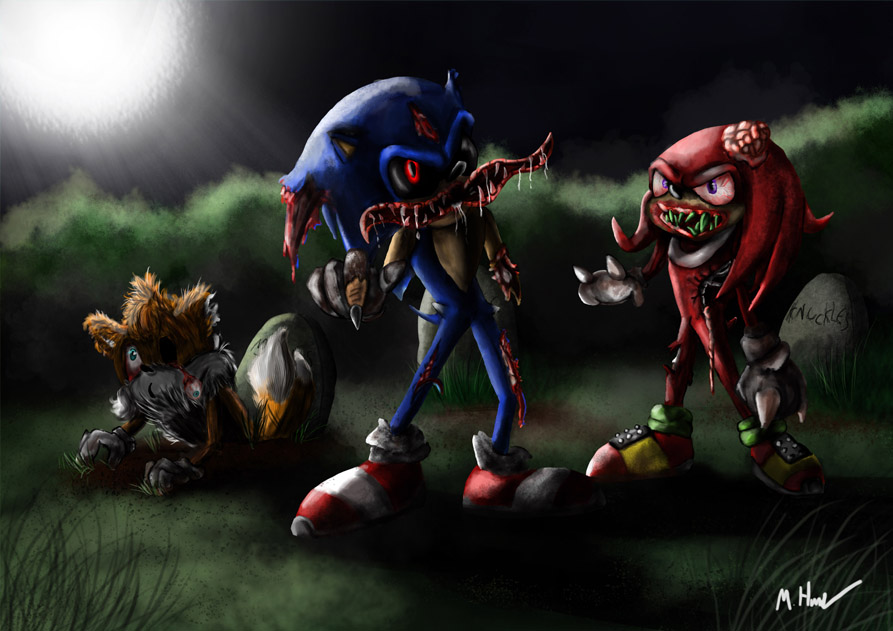Horror The Hedgehog