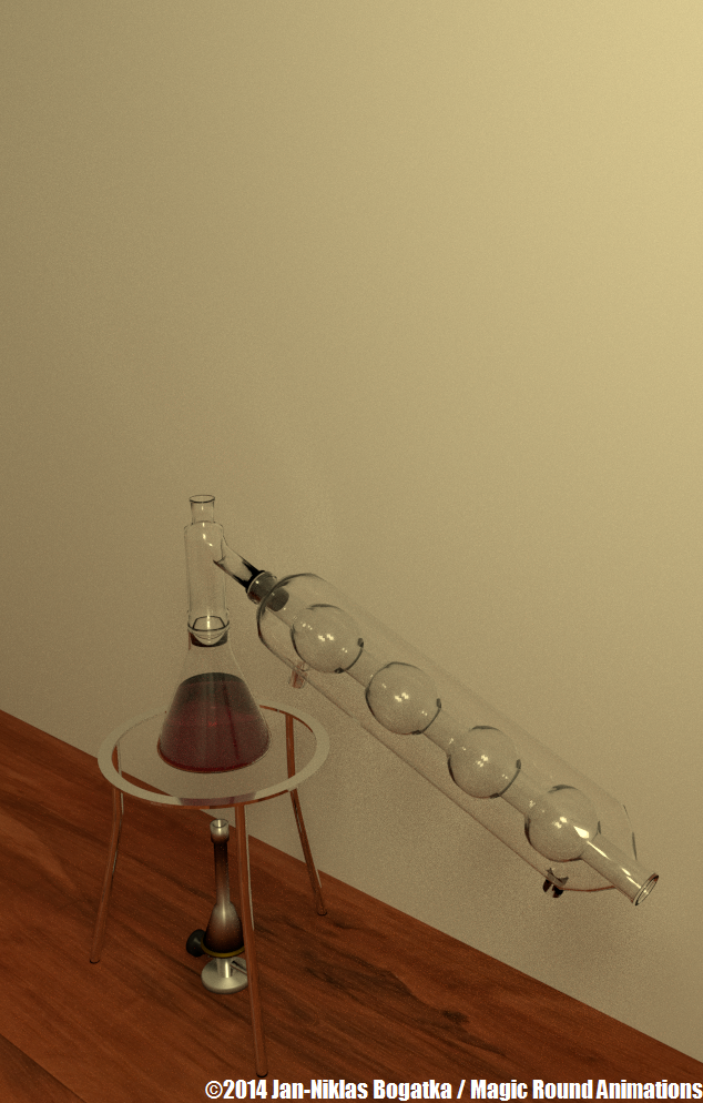 Chemist's Laboratory 140203
