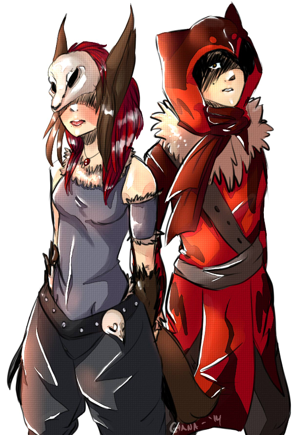 The Berserker And The Assassin