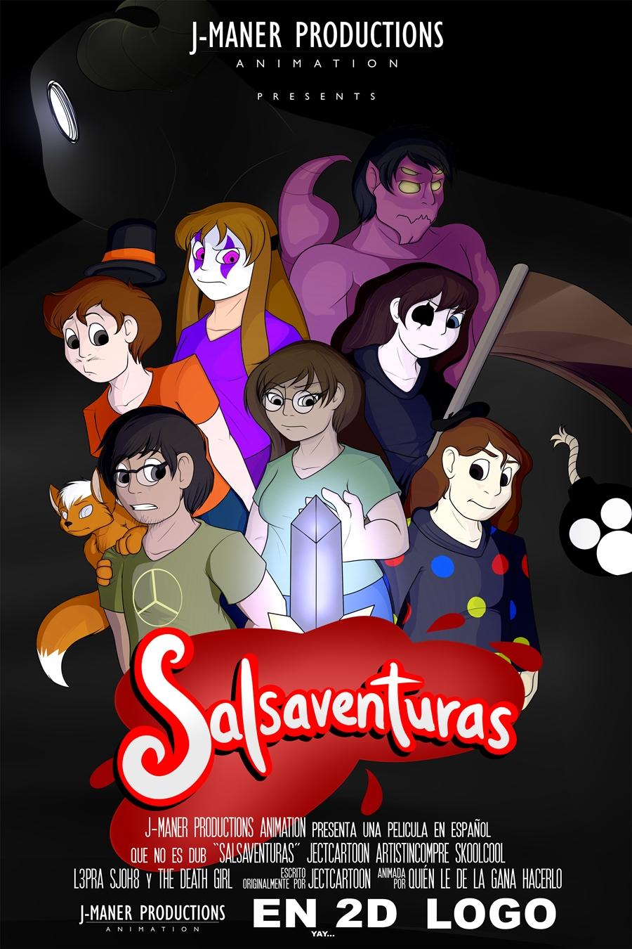 - Los Salseros - Poster