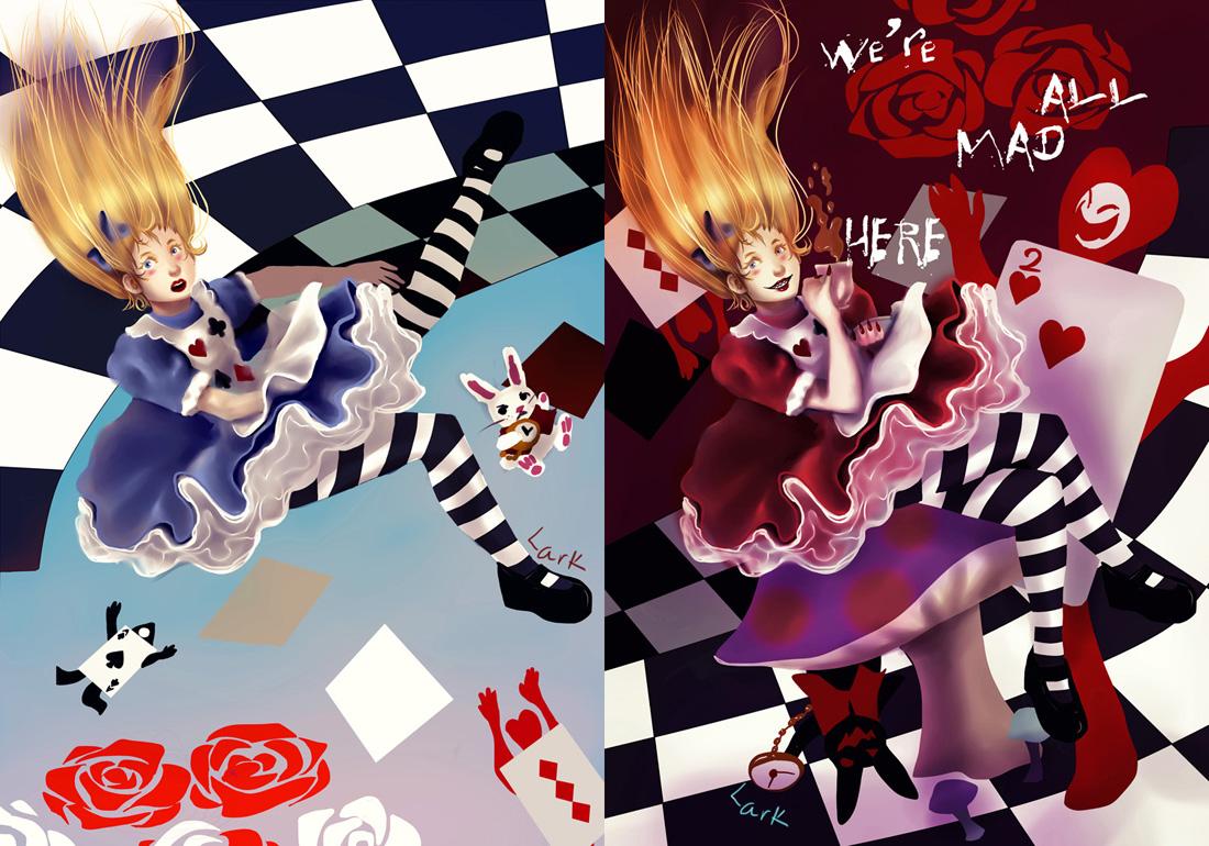 Alice - Light and Dark