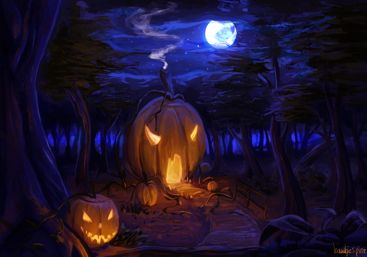 Home of the Pumpkin Wizard