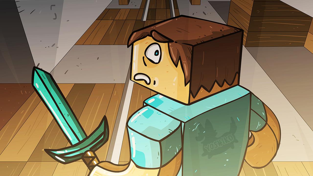 Minecraft Fanart
