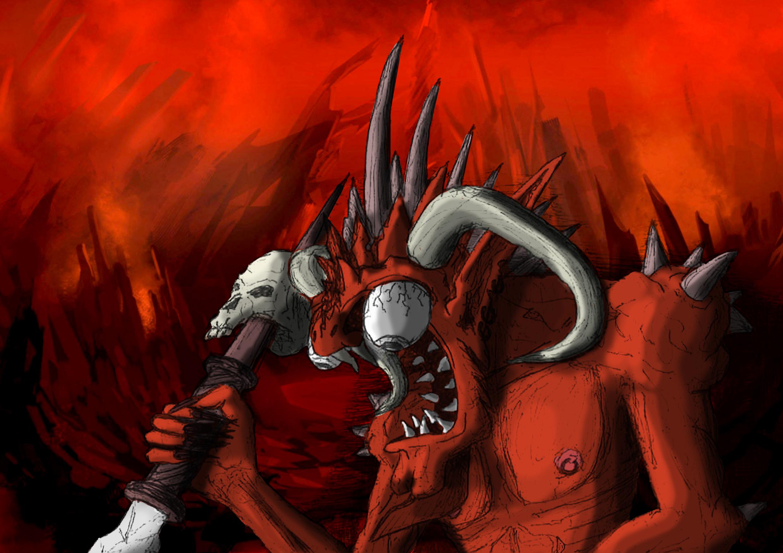 Ugly Demonoid