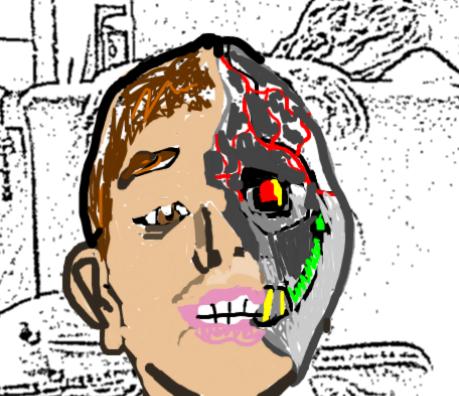 Cyborg child