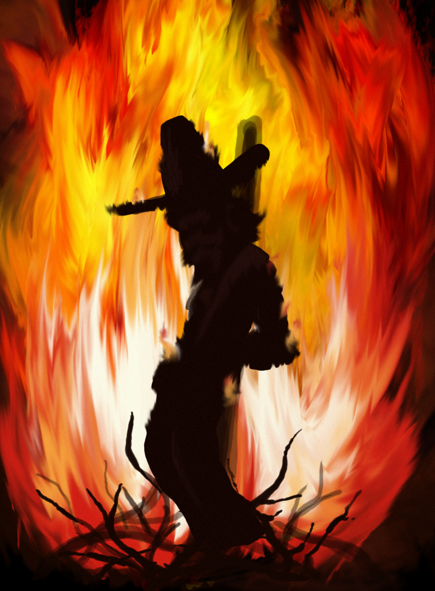 Guy Fawkes Speed Paint