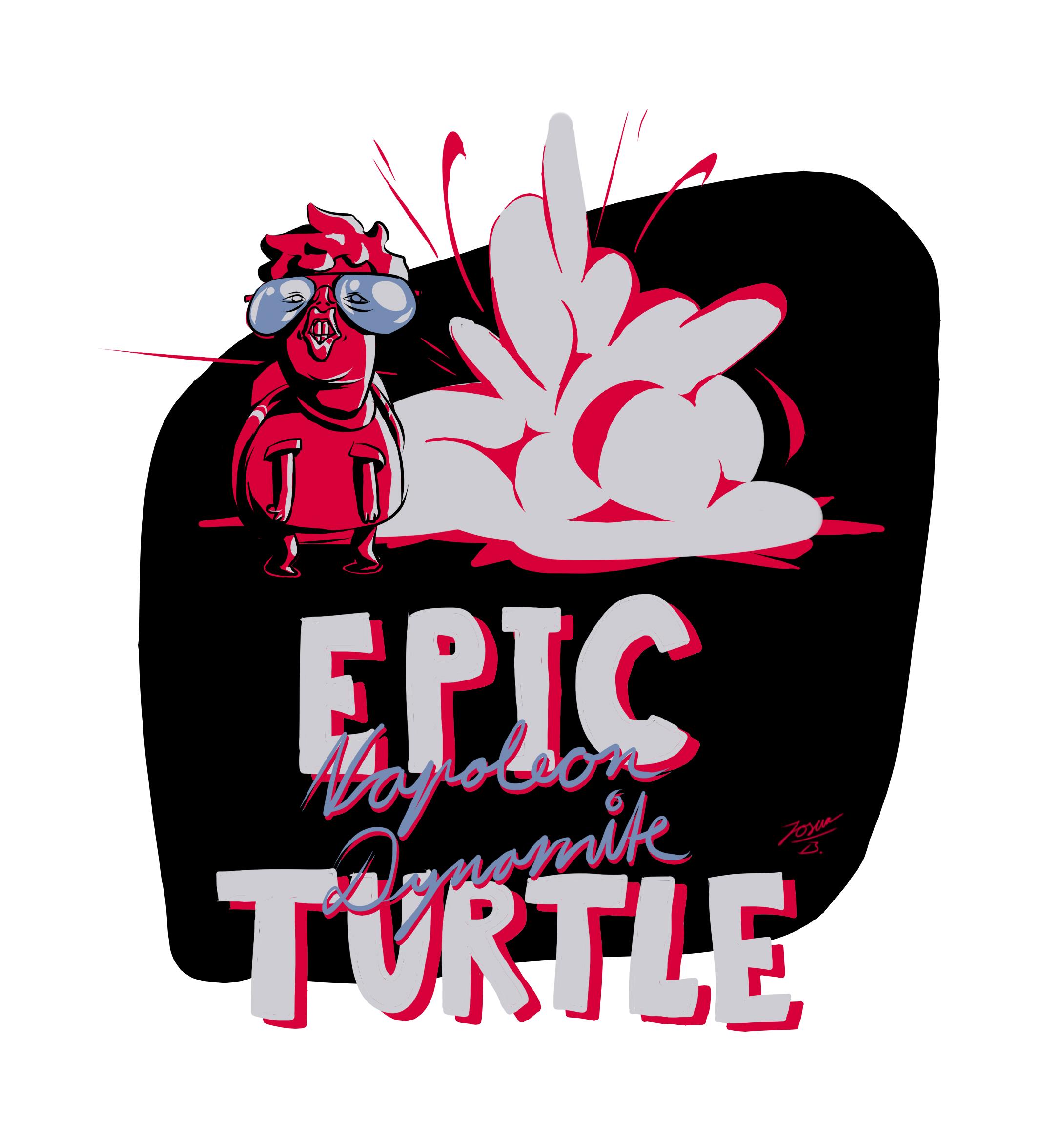Epic Turtle