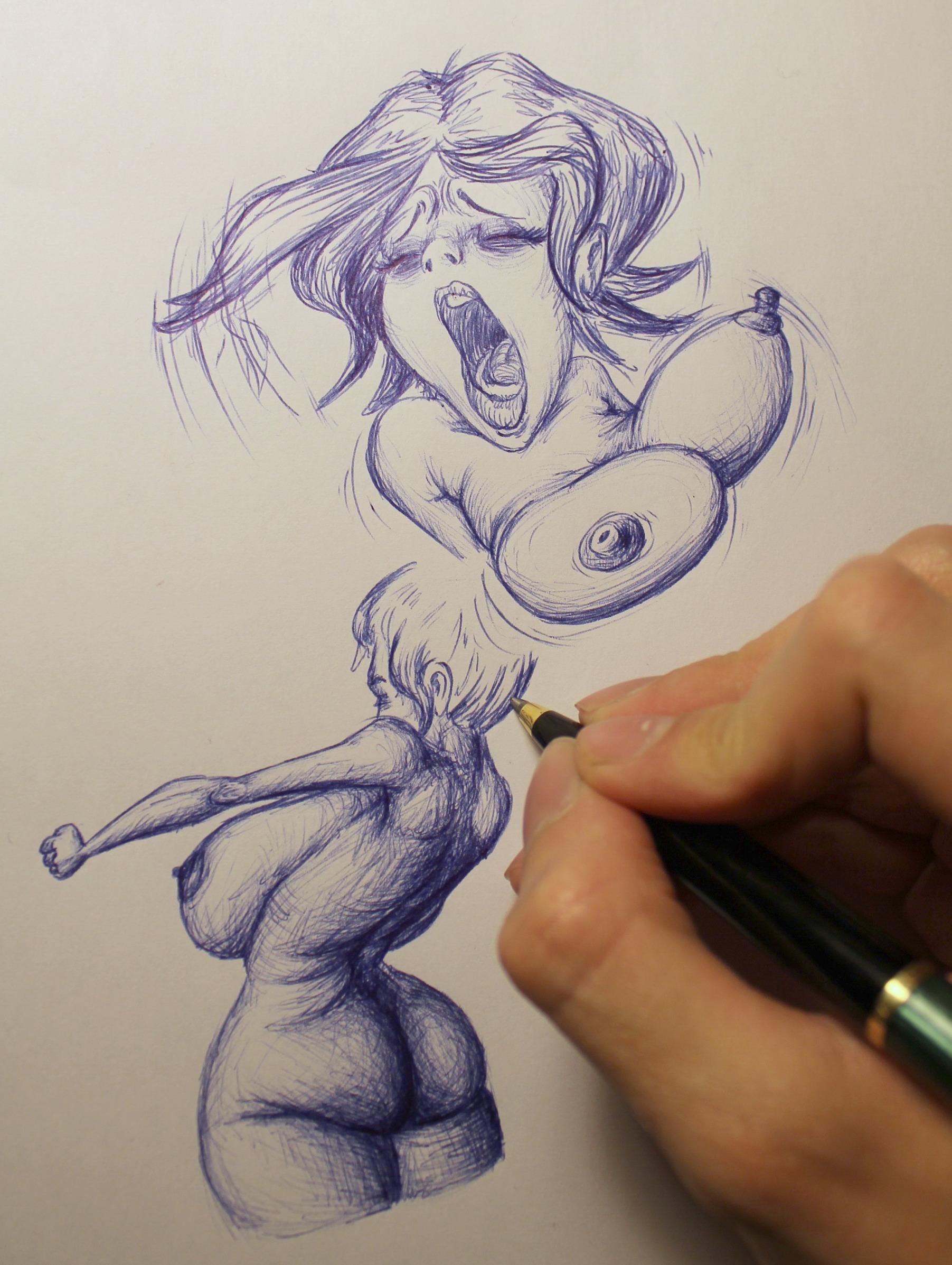 Ballpen Art