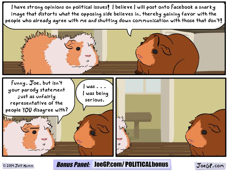 The Key to Effective Politics