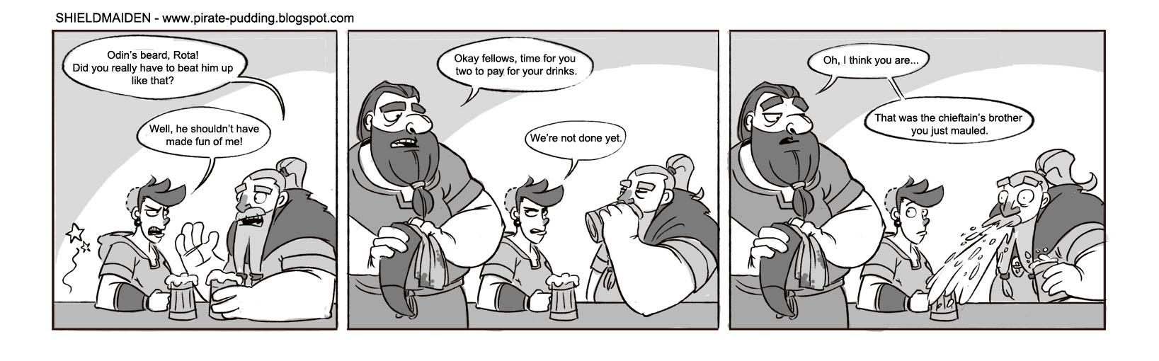 Shieldmaiden comic 002