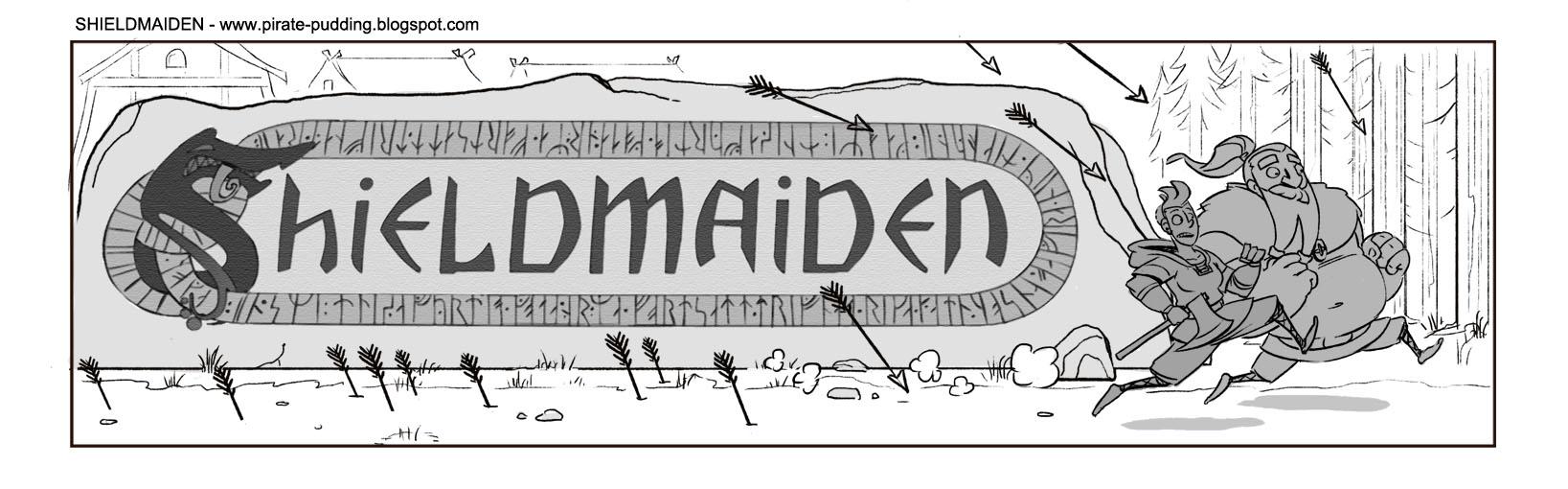 Shieldmaiden comic 003