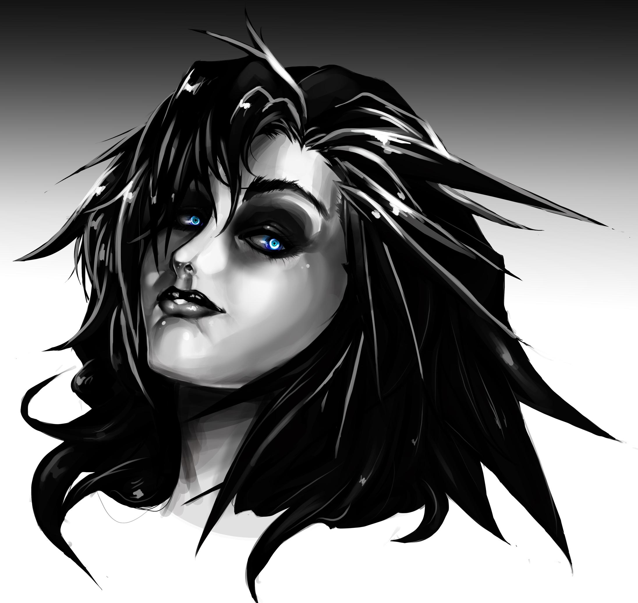 Lady Face