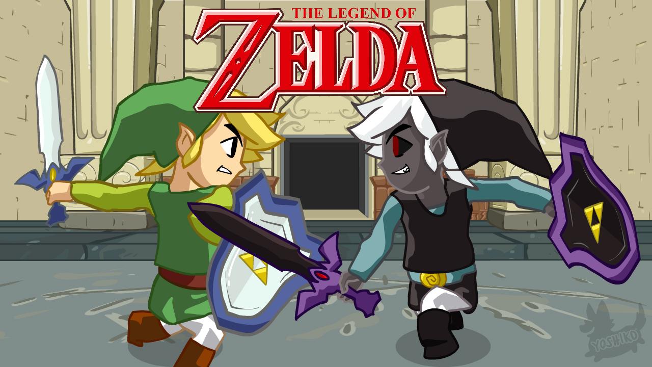 The Legend of Zelda Fanart