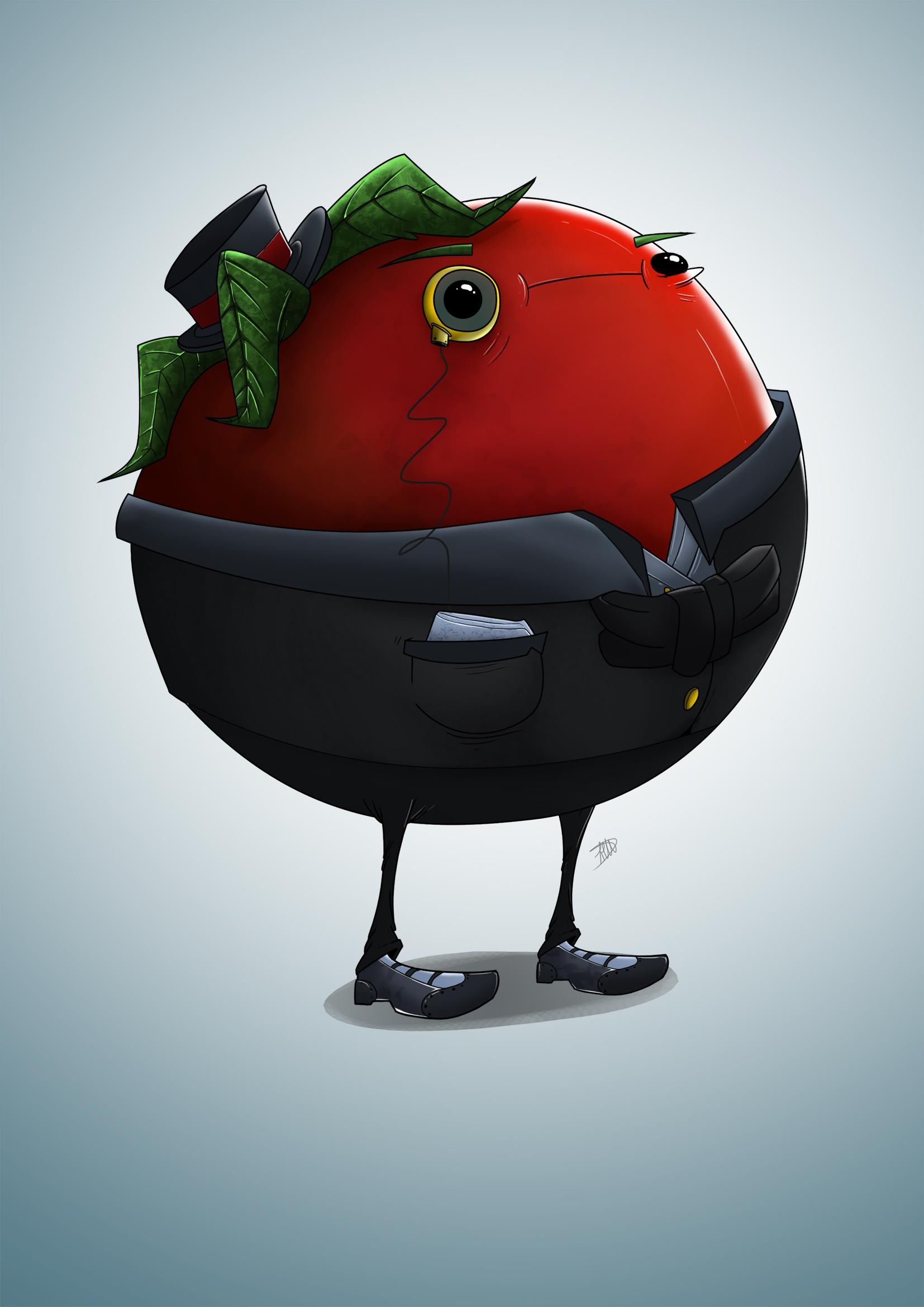 Mr.Tomato