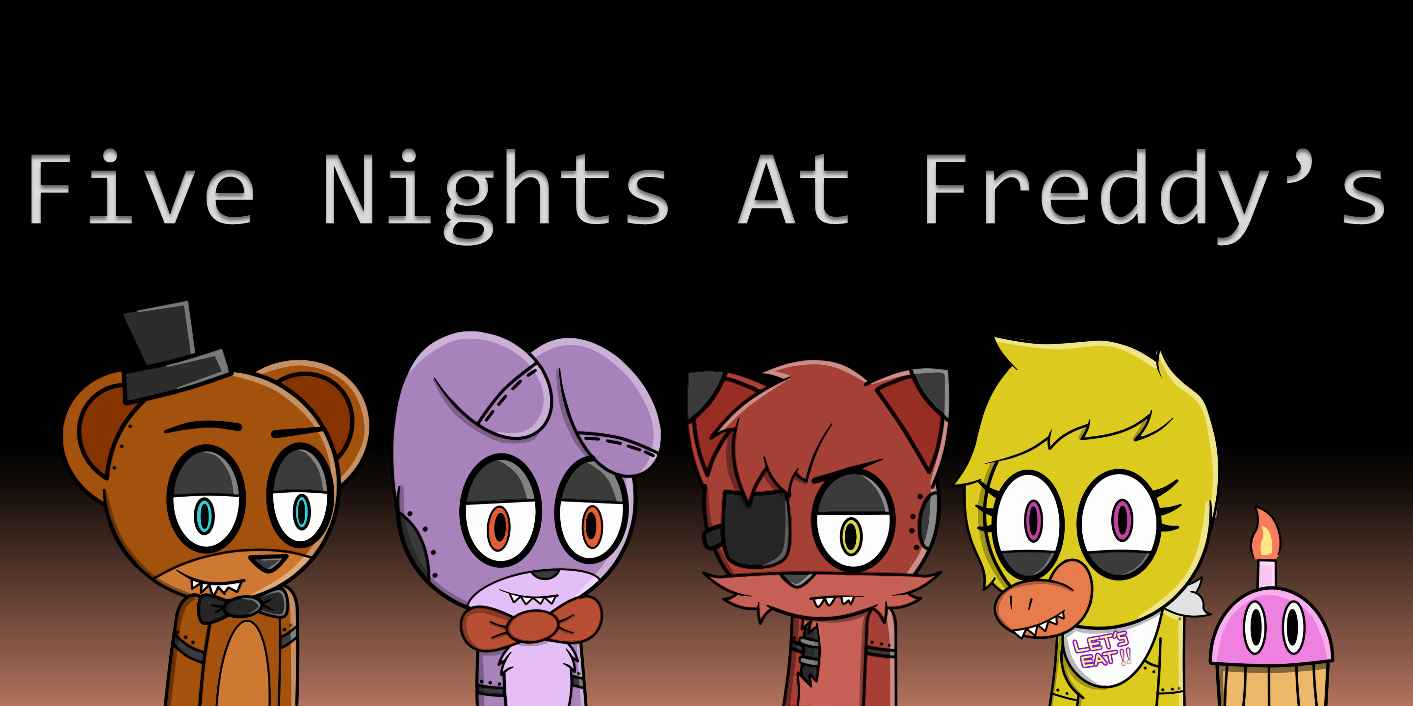 Fnaf By Miky116 On Newgrounds