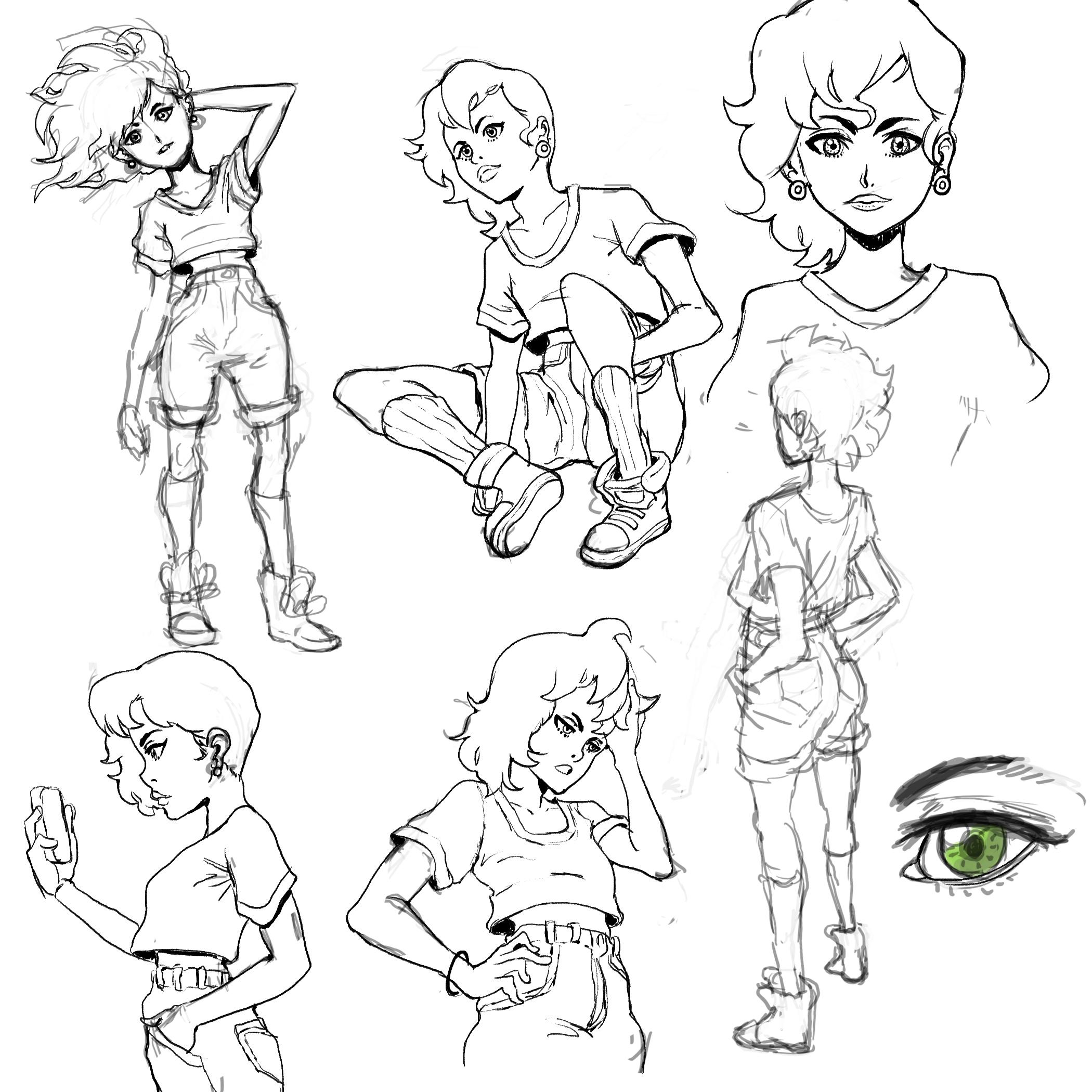Character Desgin