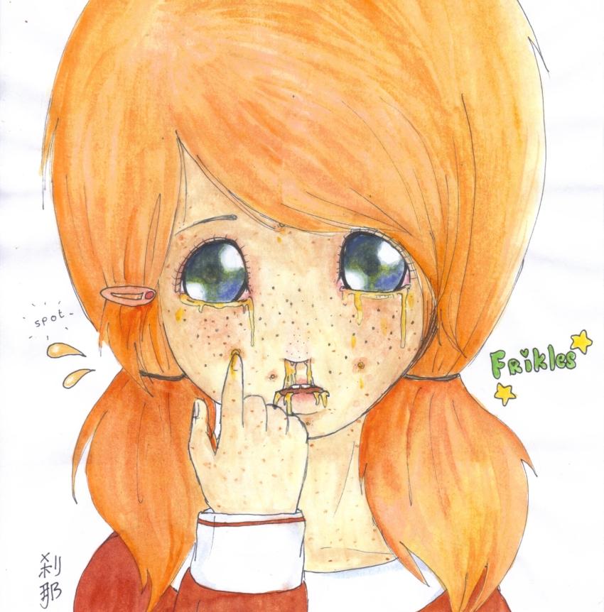 Little Girl #5