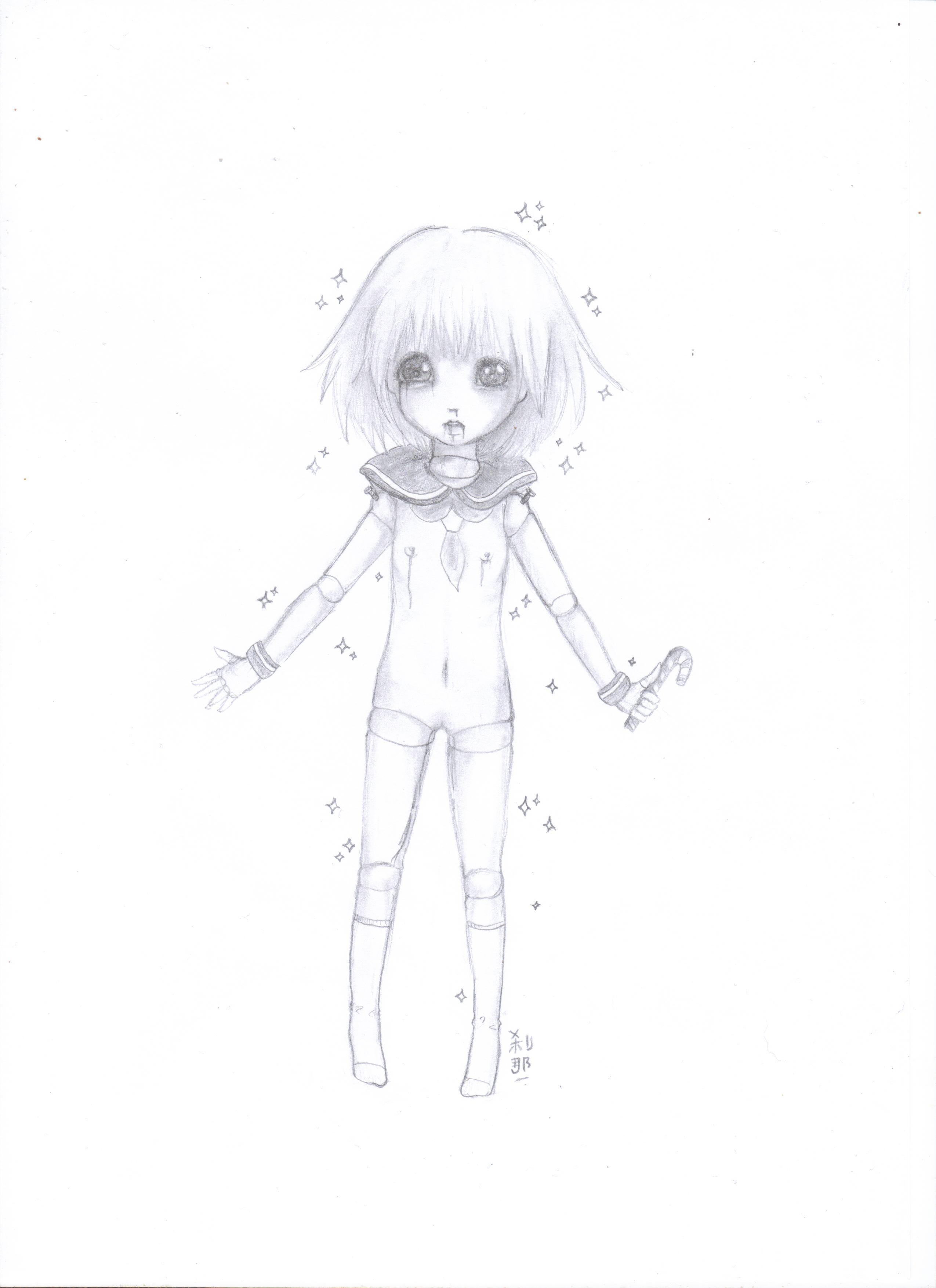 Odd Magical Girl
