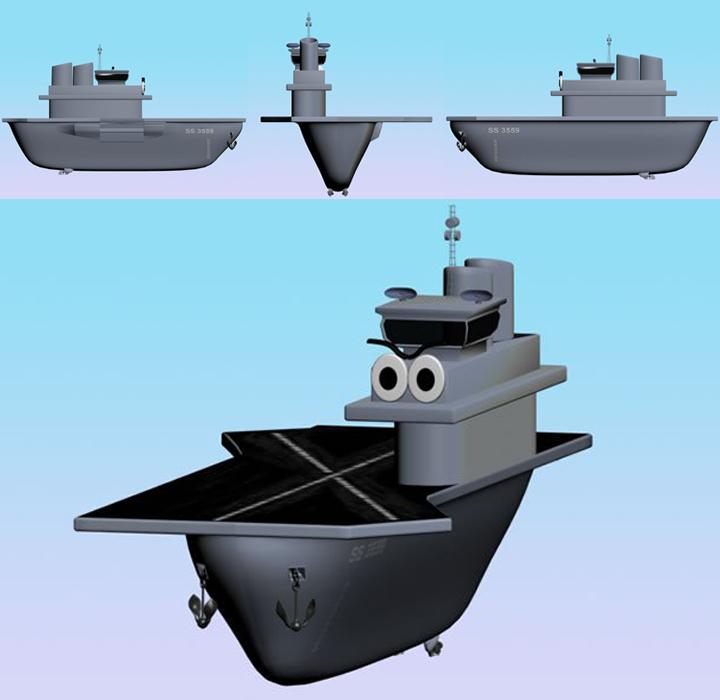 Carrier SS 3559