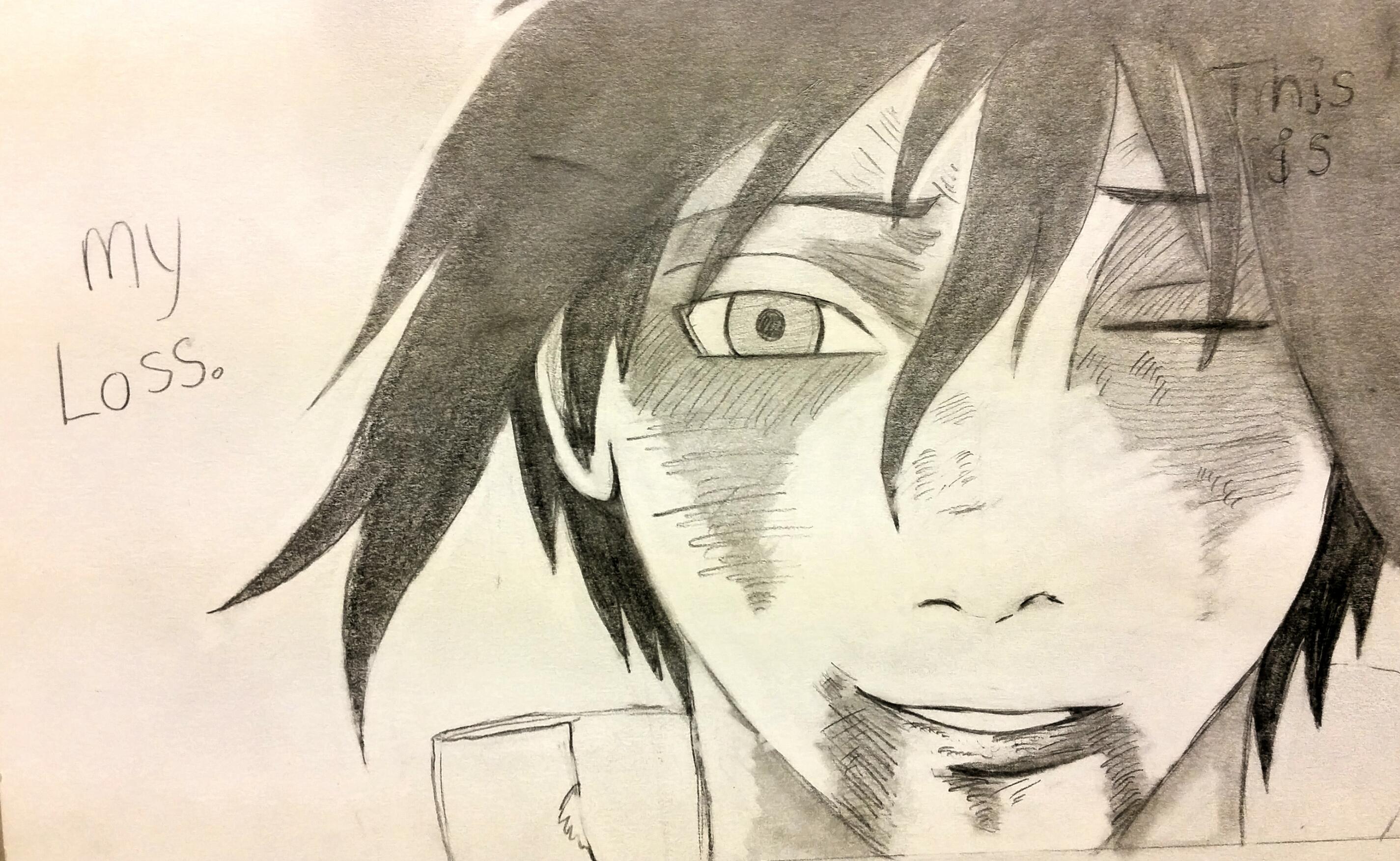 Sasuke's Loss