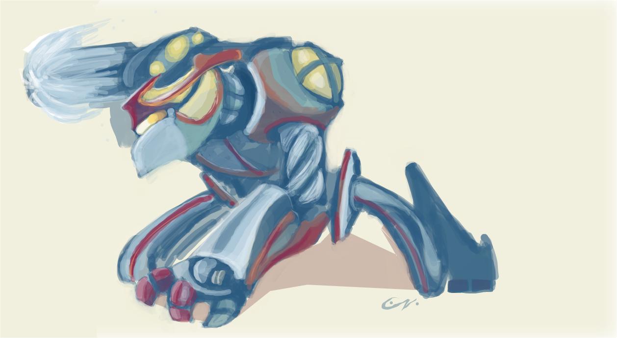 Tortoise Buster