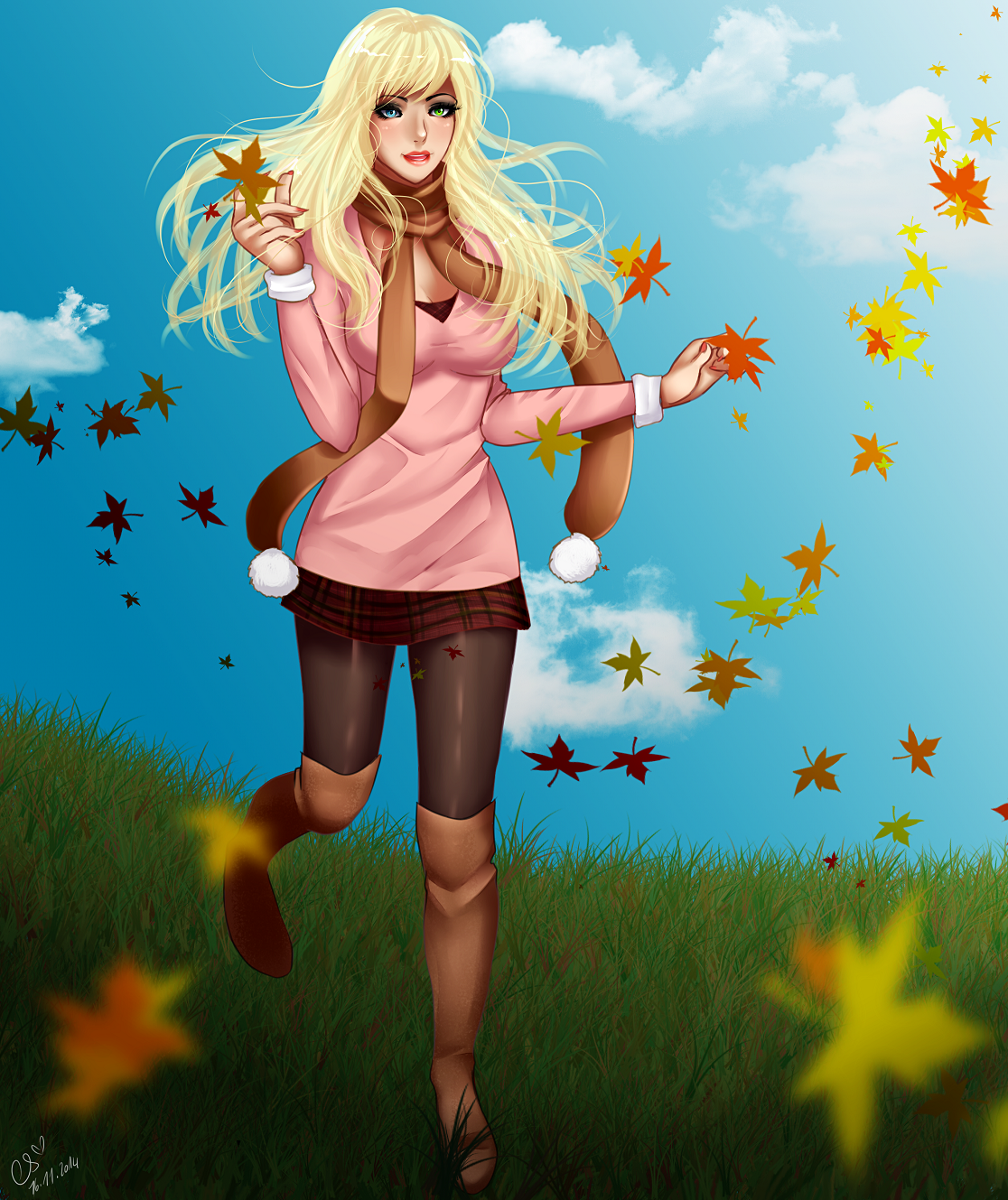 Autumn Blondíe