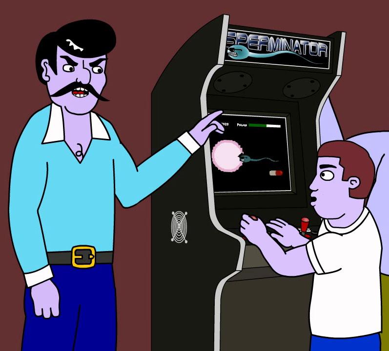 Erotic Arcades