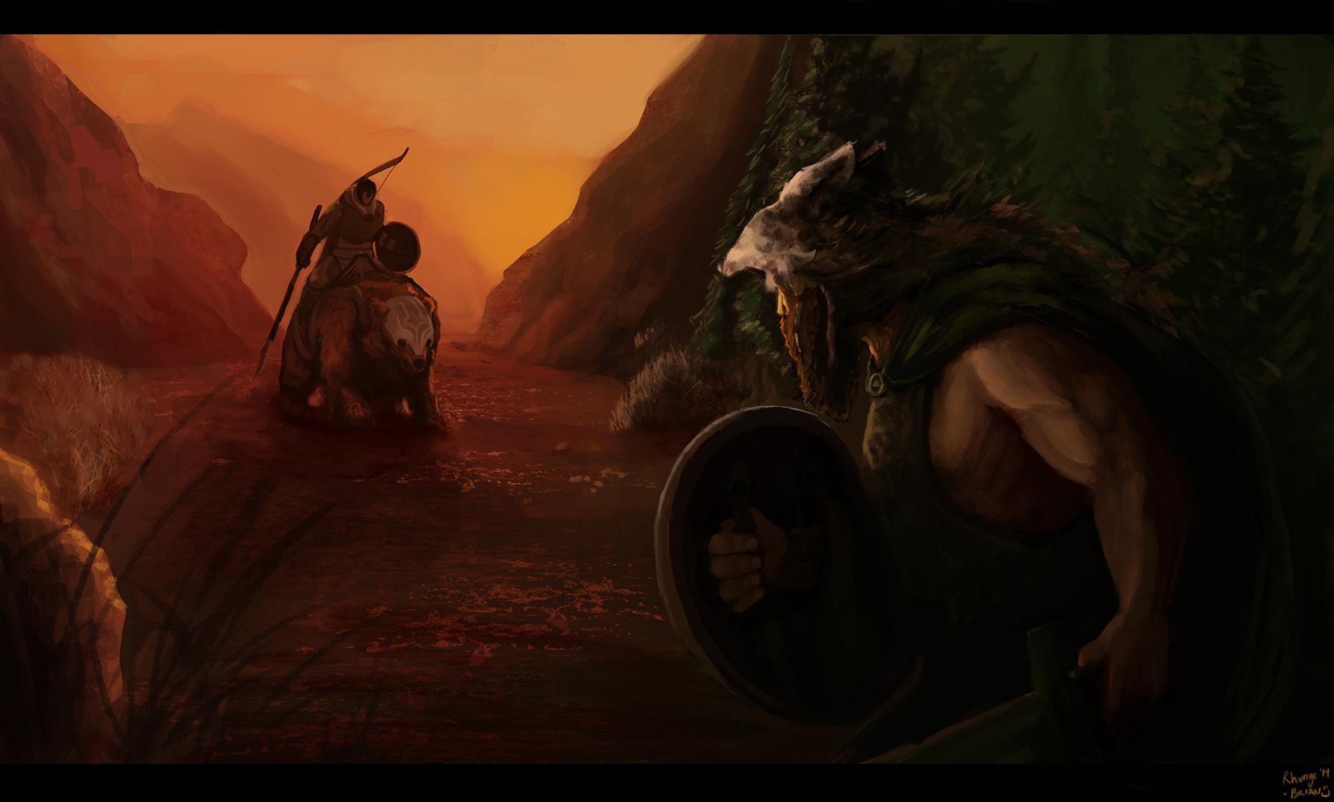Vikings aren't sneaky