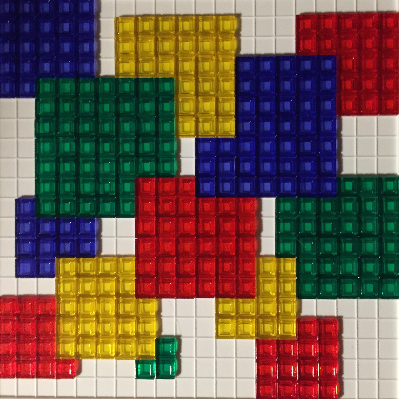 Overlap Squares