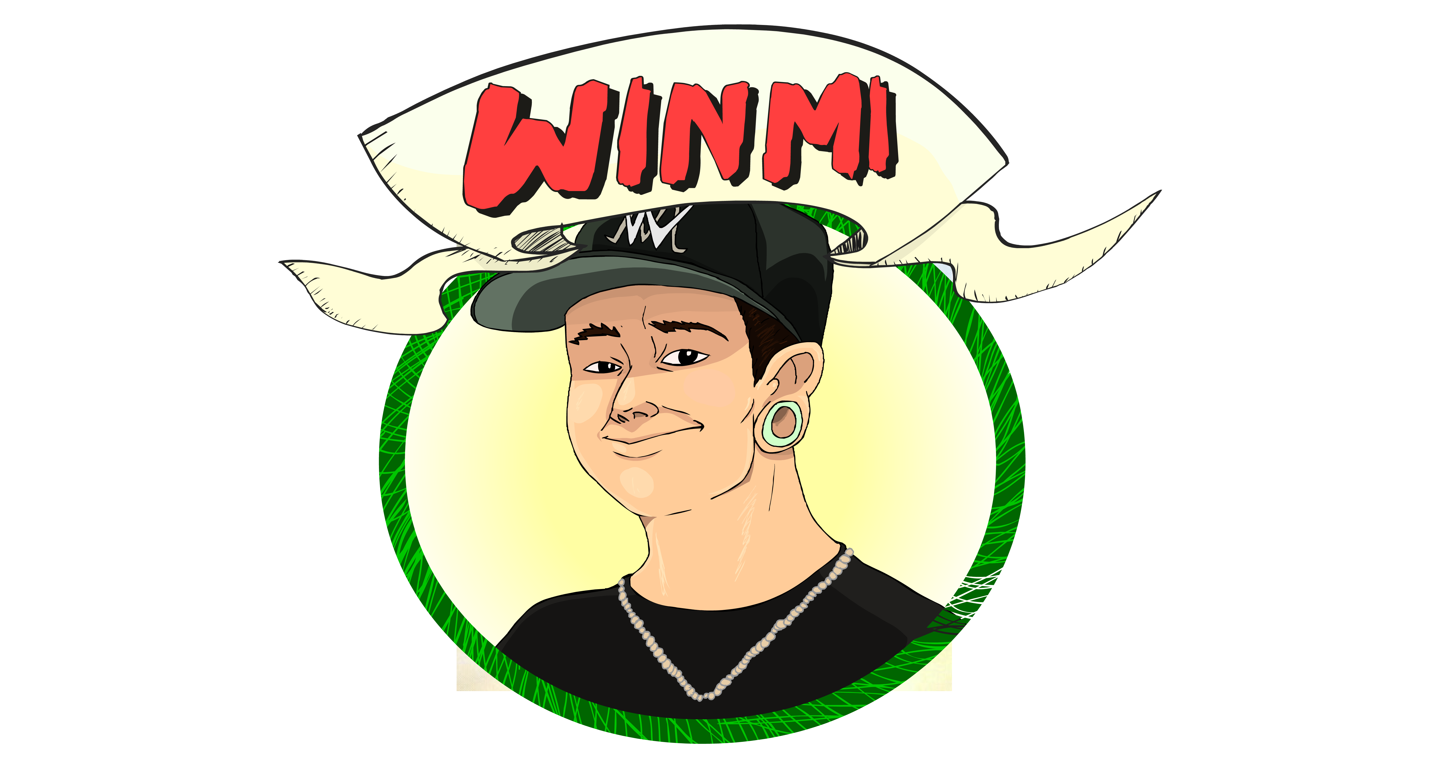 (commission) WinMi Channel Logo (Comm. art)