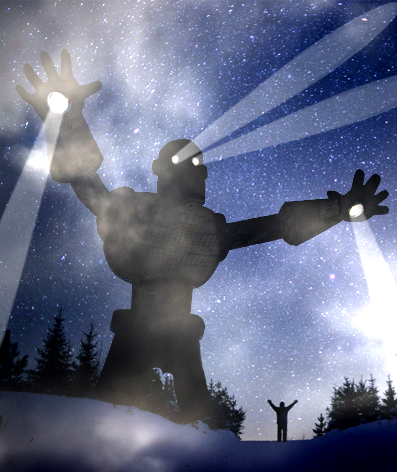 Is Iron Giant Real?