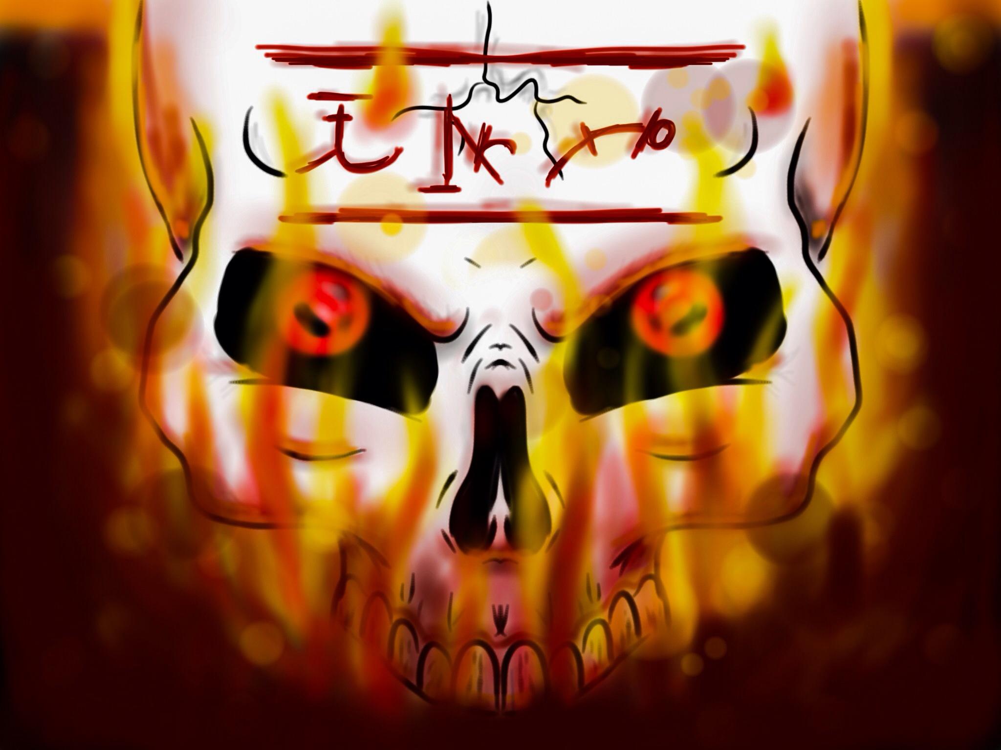 Skull thing (idk)