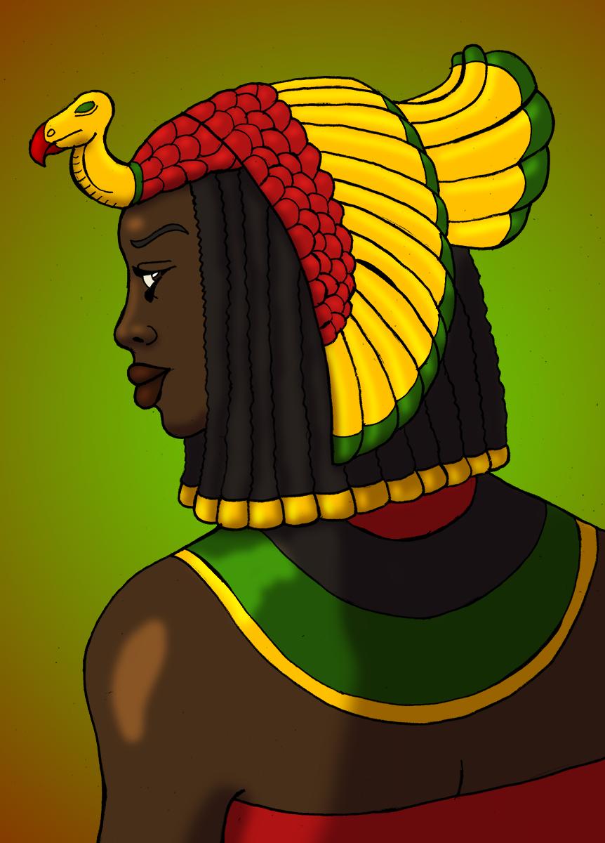 Queen of Kwanzaa