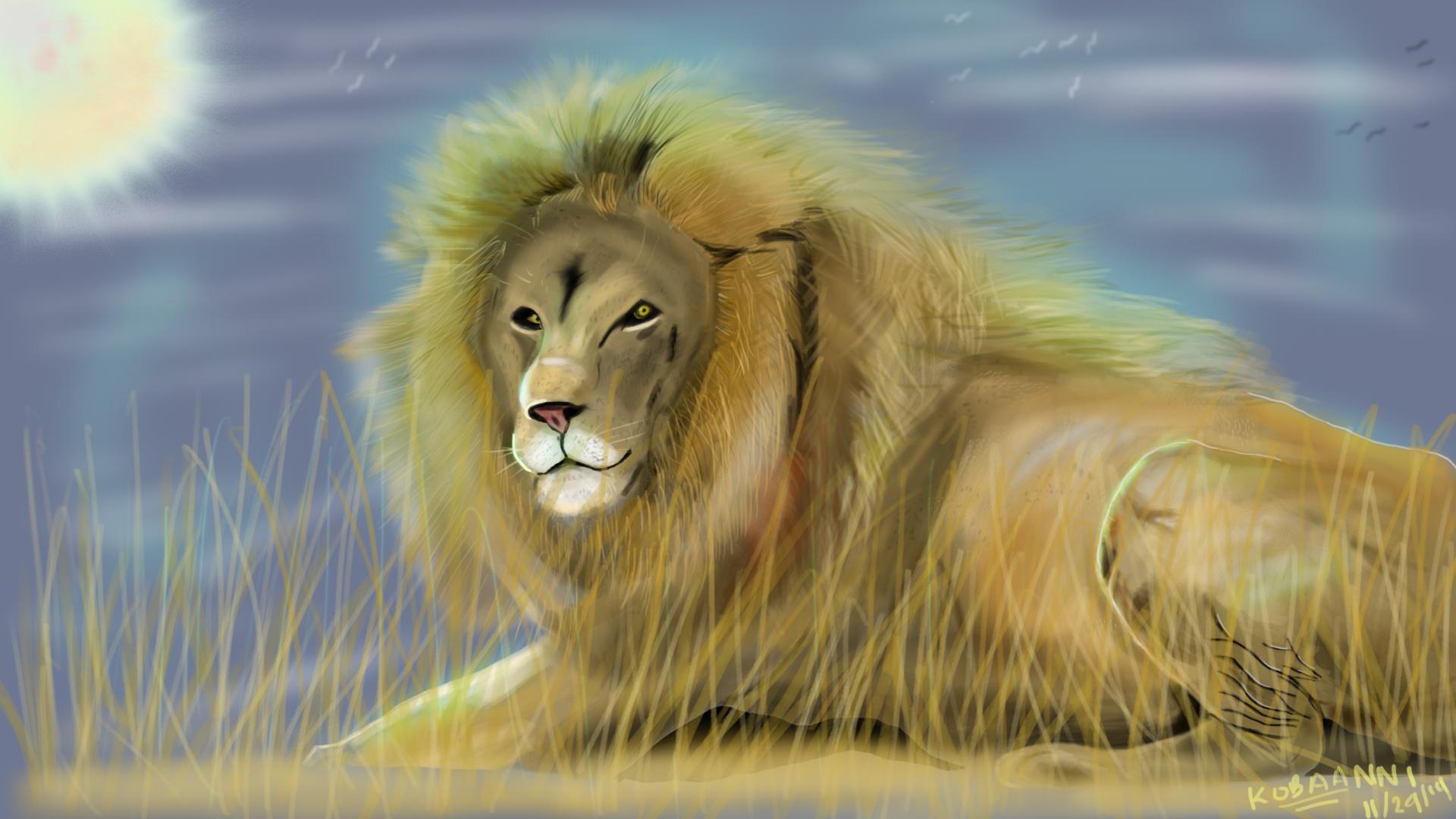 A KINGS GLORY