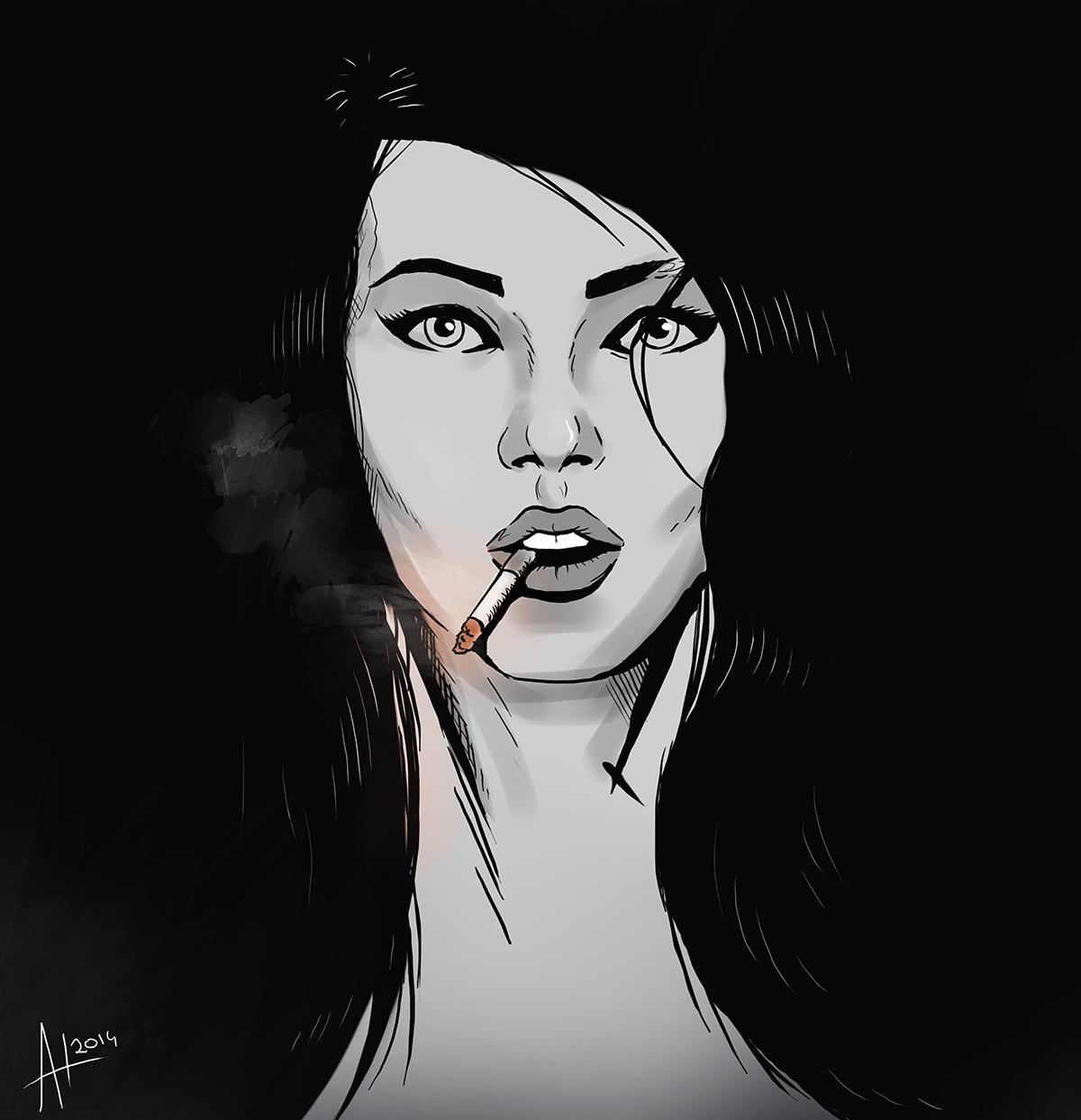 La Cigarette 2