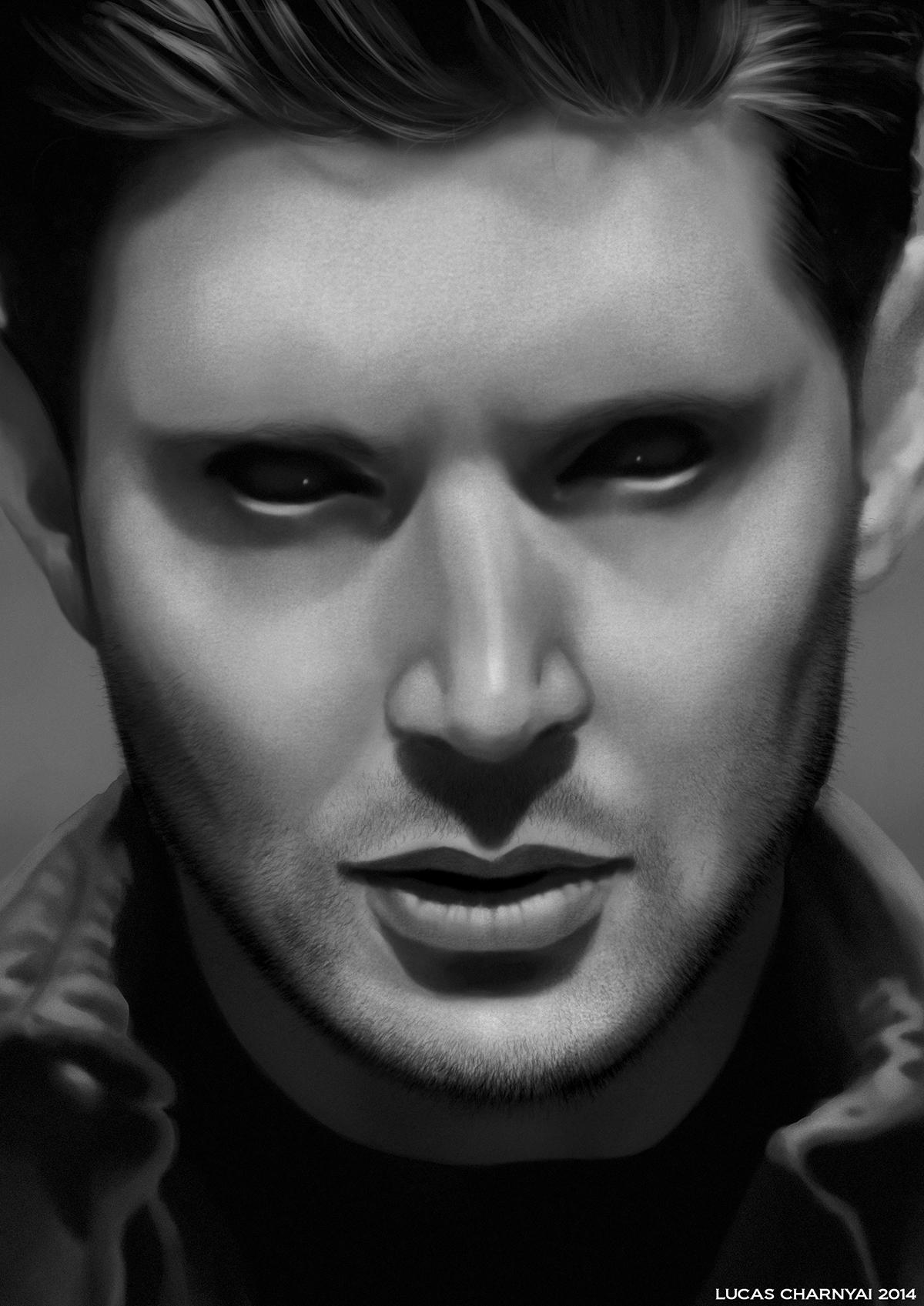 Demon Dean Winchester