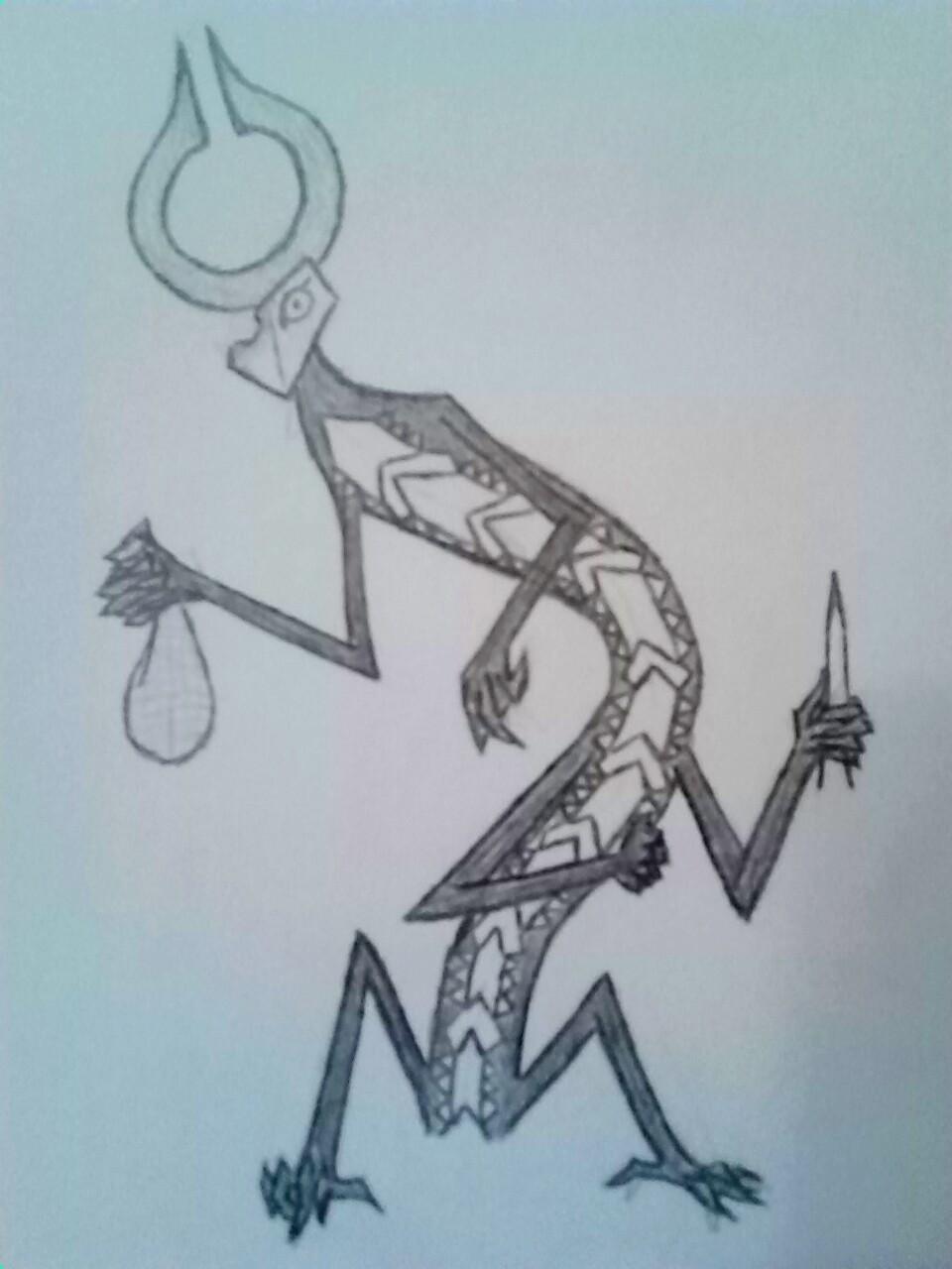 Harvester Sketch