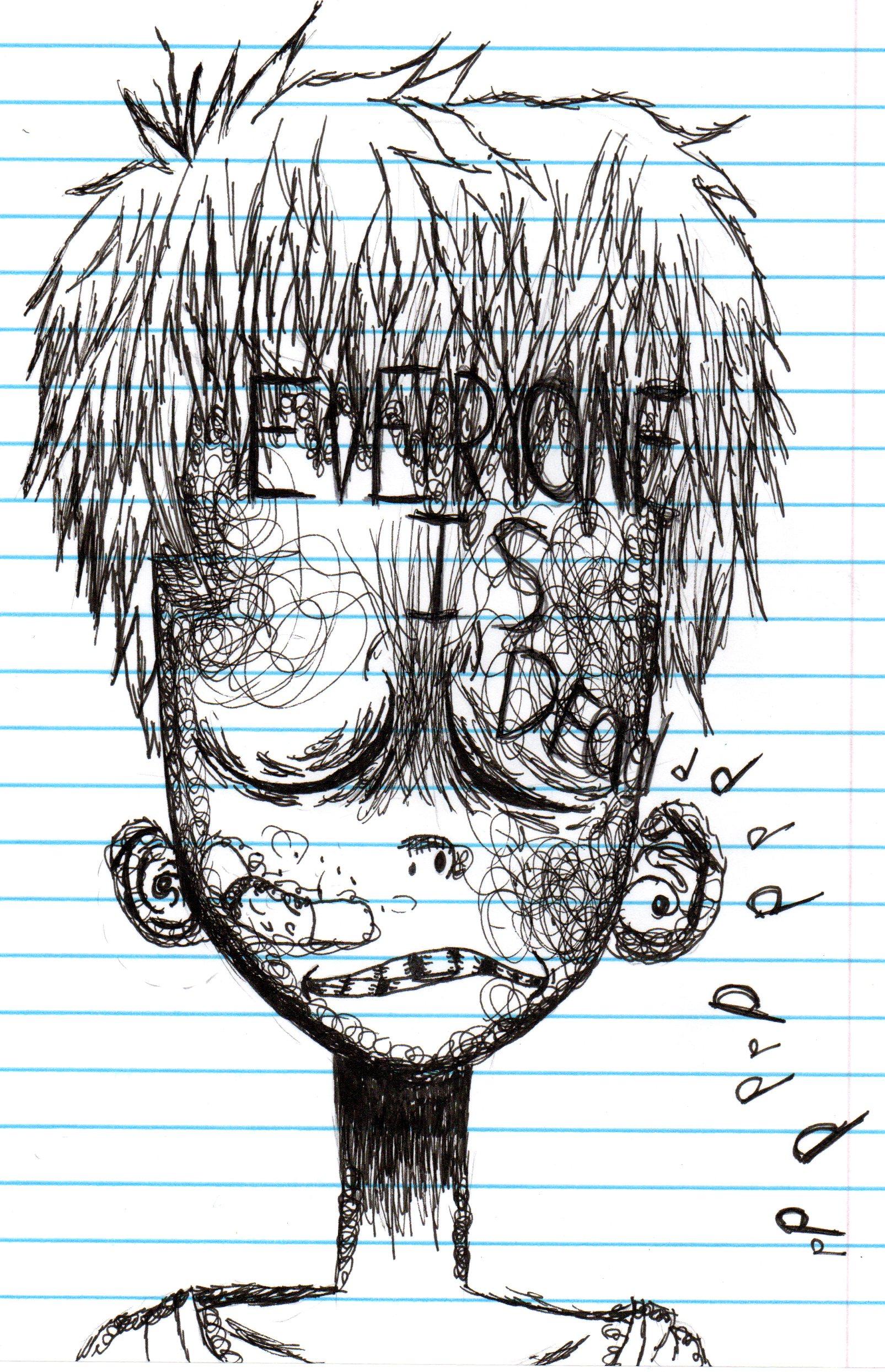 EVERYONE IS DEAD
