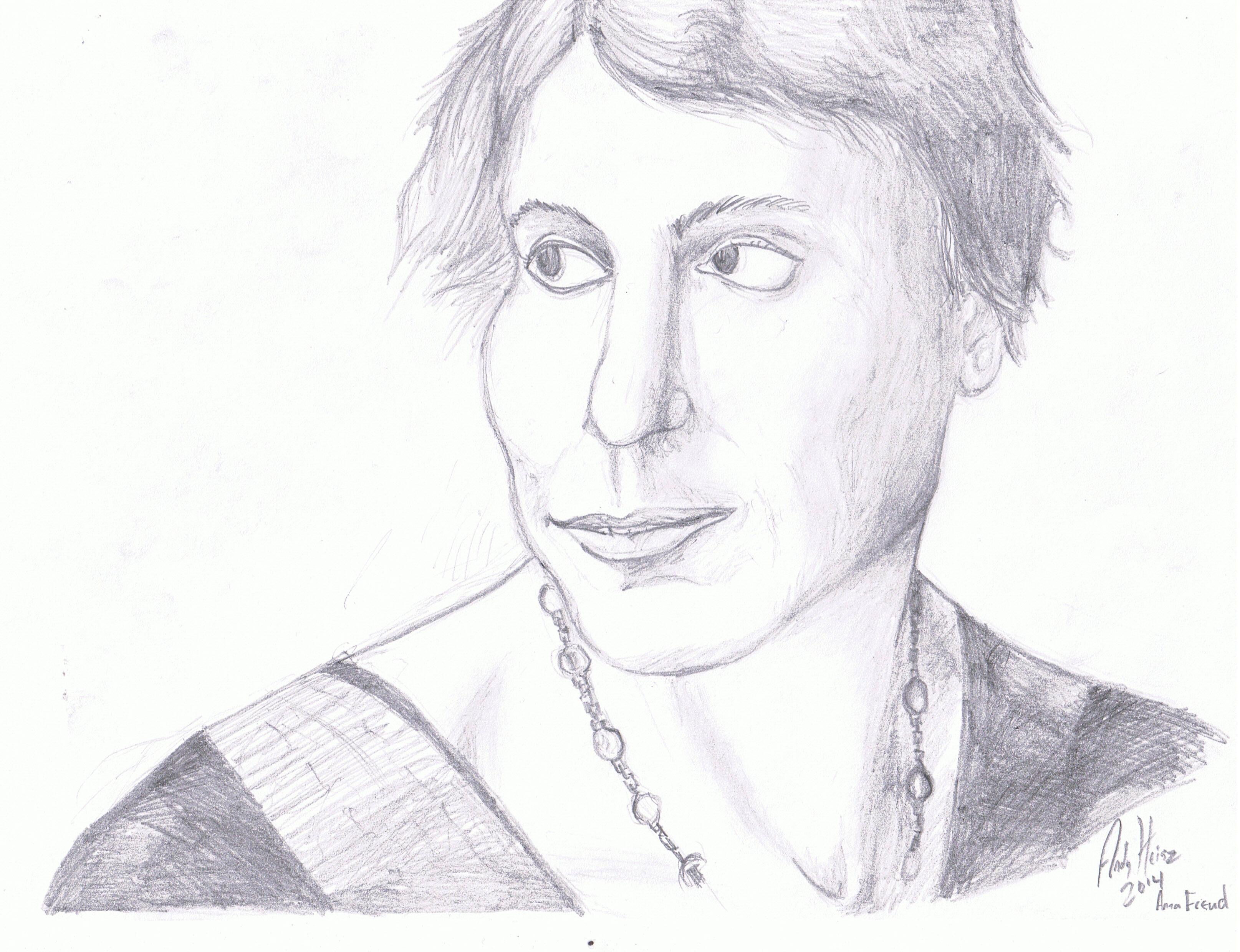 Anna Freud Tribute