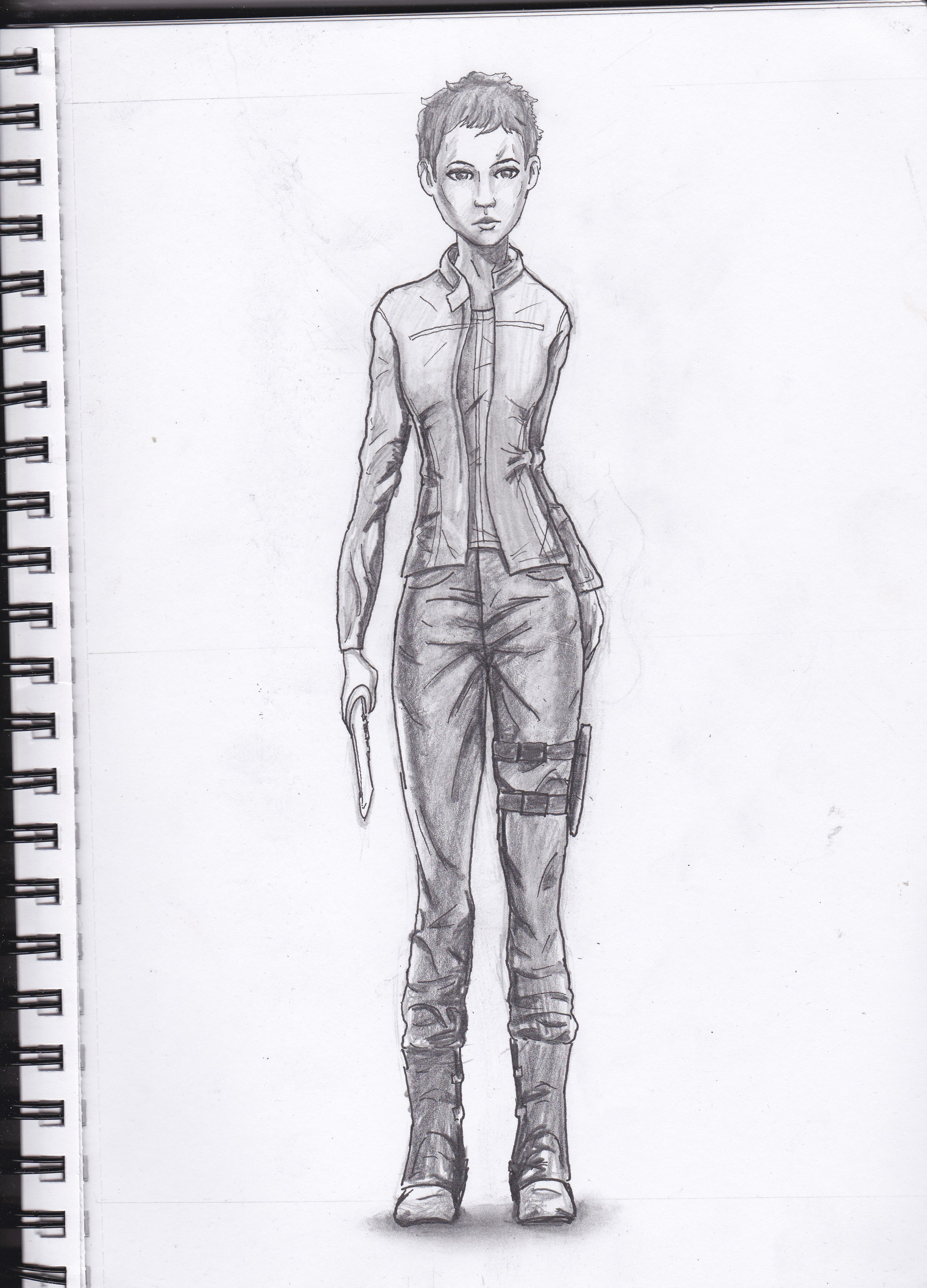 Jane - The Walking Dead