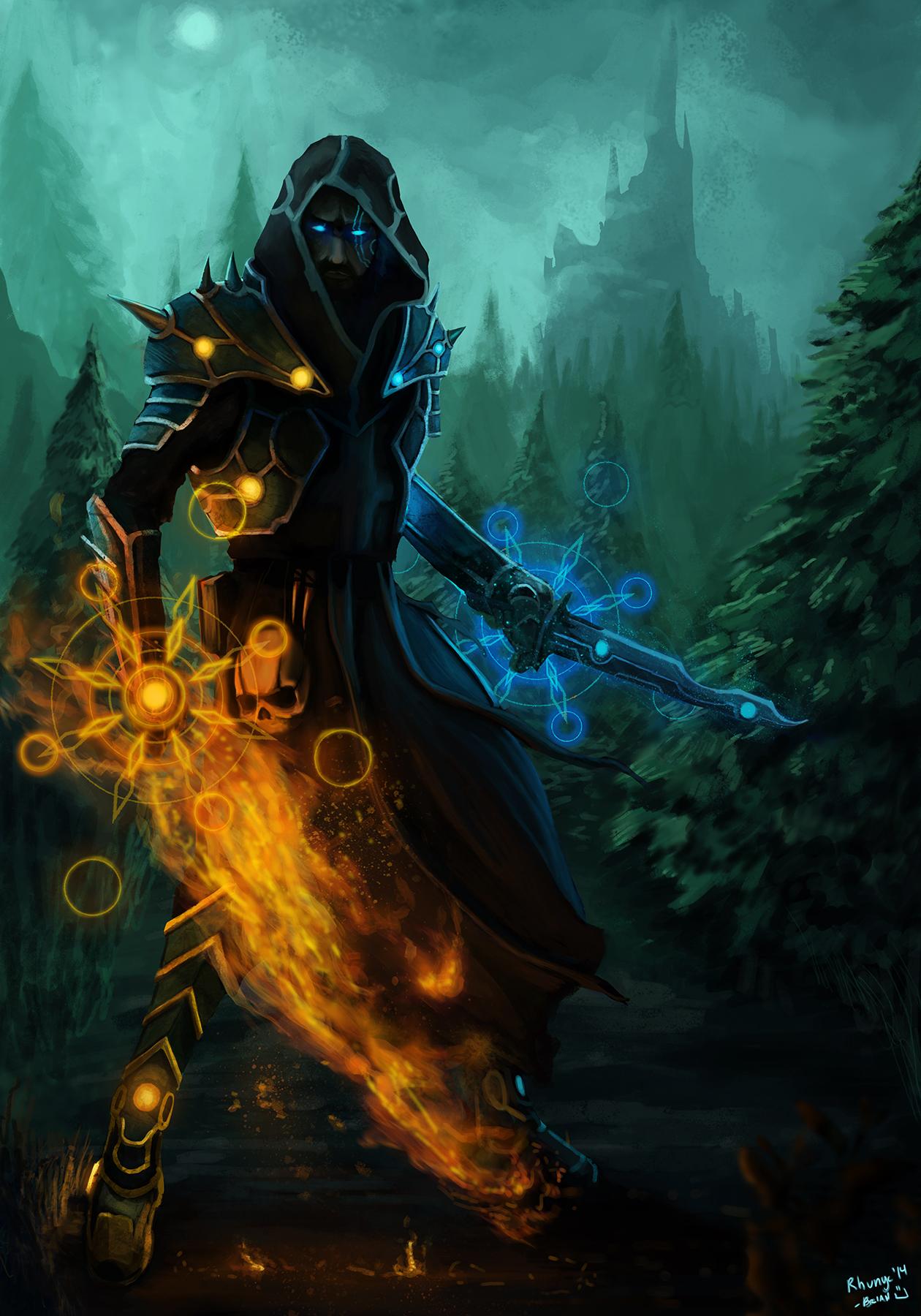 Elemental Warlock