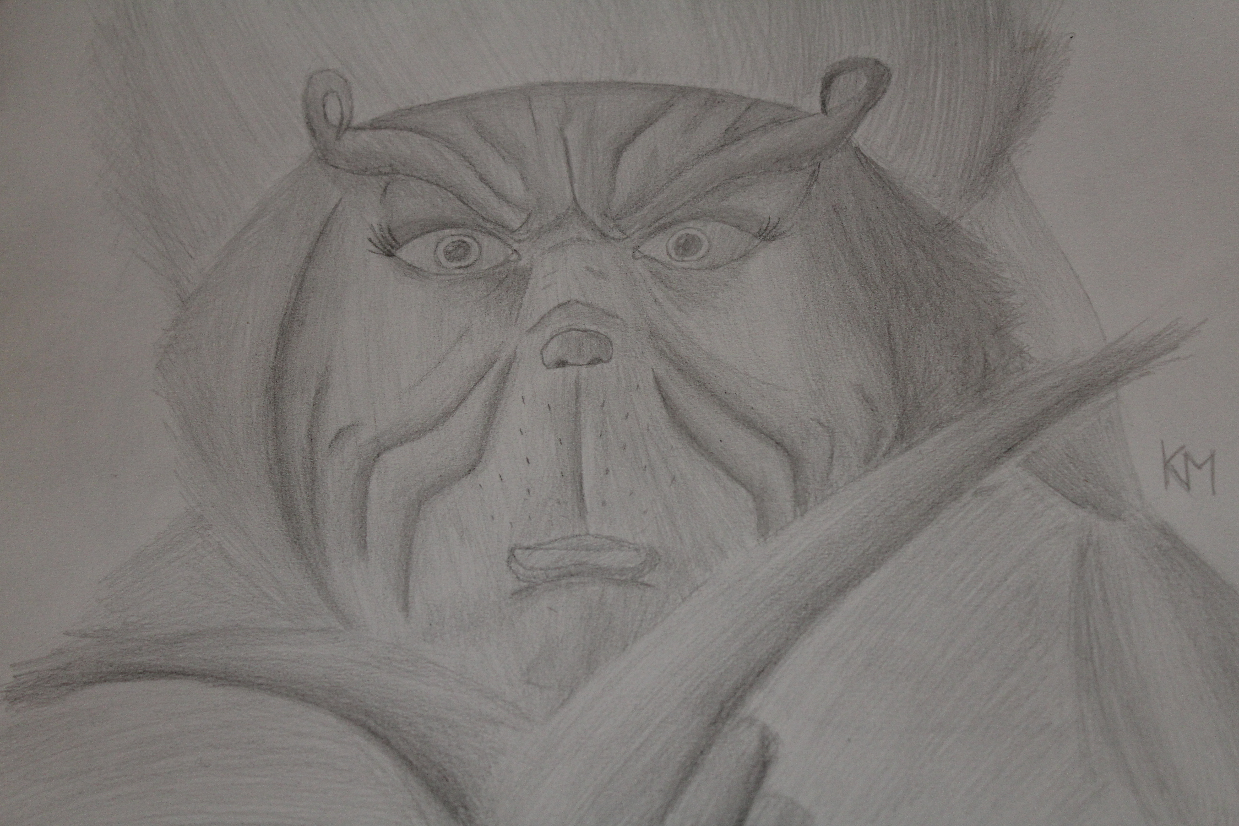 The Grinch, Traditional