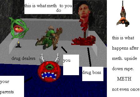 a doom meth ad