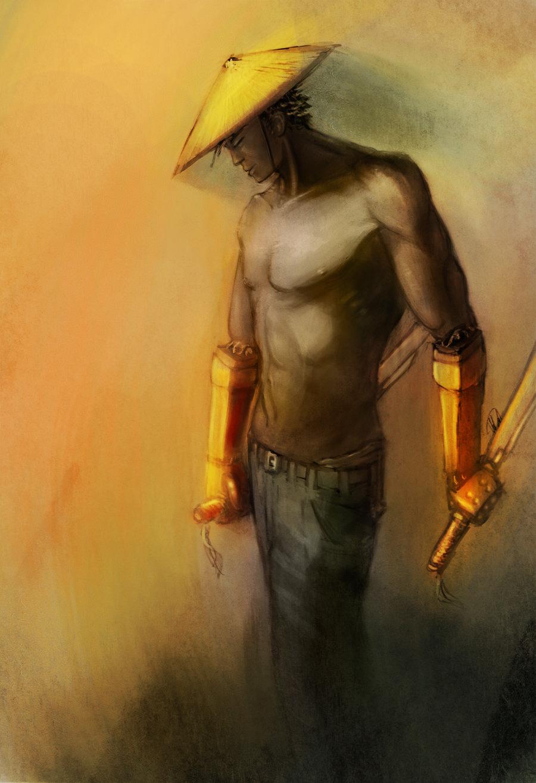 Bionic Warrior