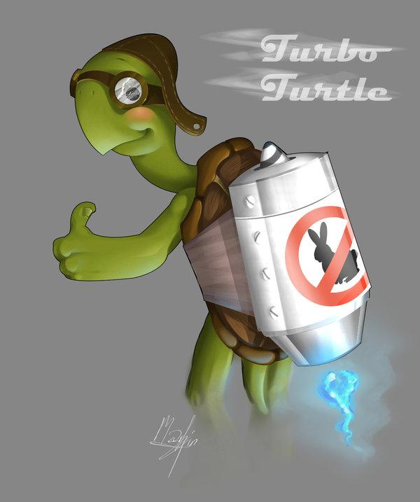 turbo turtle by smokerydots on newgrounds