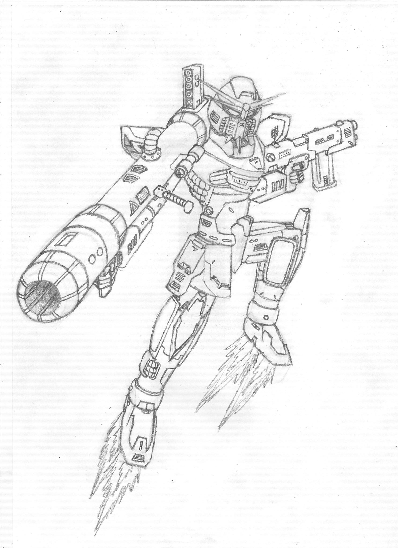 Enforcer Gundam (RX-126)