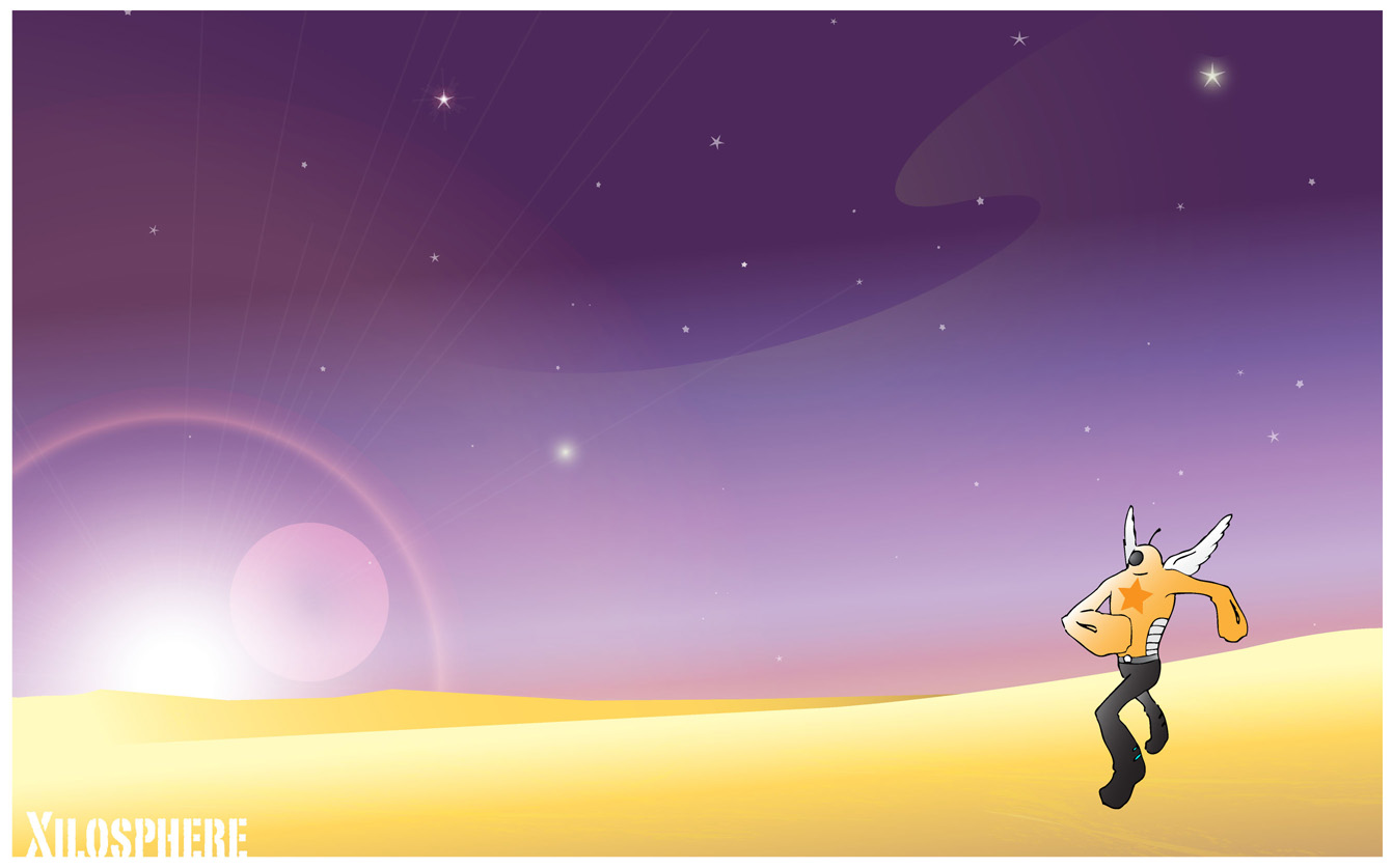 STAR-BOT: Deserted Nights