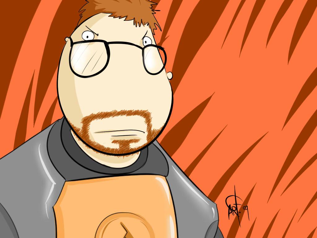 Half Life: Chubby GORDOn