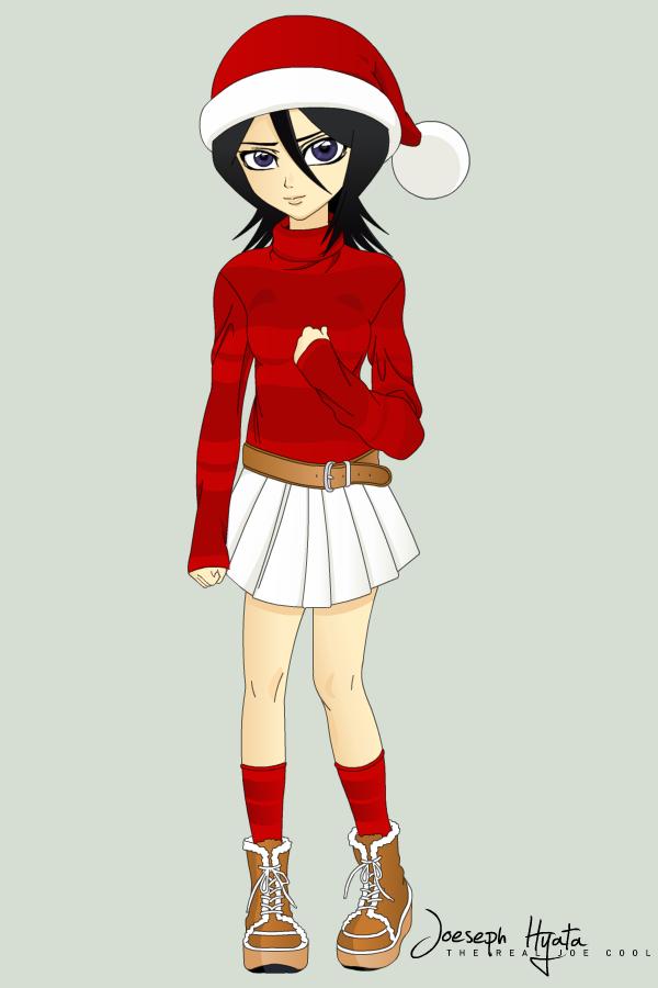 Rukia - Happy Holidays
