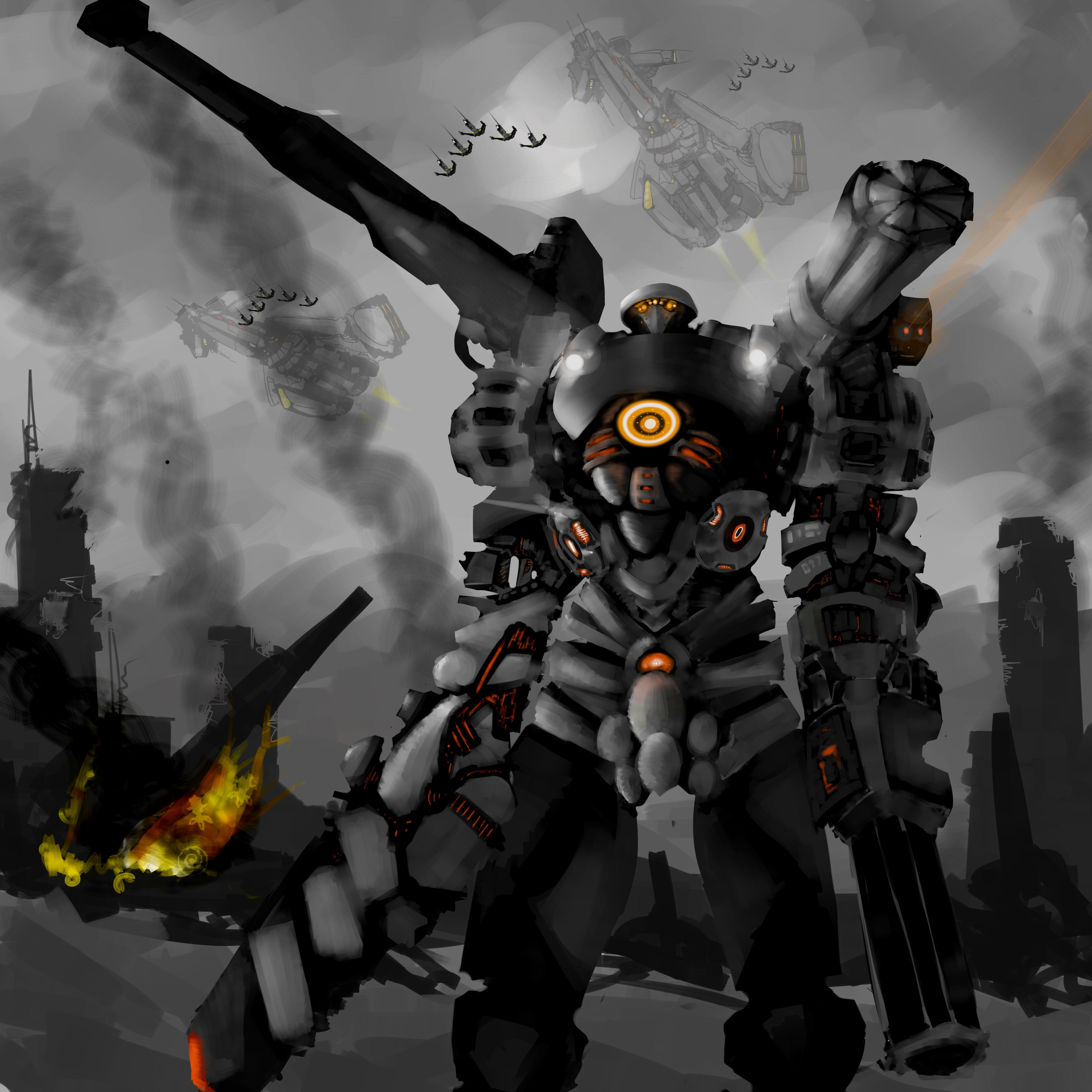 Destroyder - GEC Faction